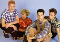 Early Depeche Mode