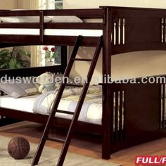 Source ( WJZ-B71 ) solid pine wood queen size bunk beds on m.alibaba.com