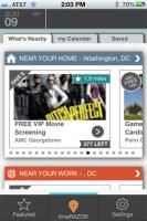 """TimeRazor can work with brands to create custom promotions for their events, such as a recent campaign for Universal Pictures to offer a limited number of free tickets to a screening of Pitch Perfect. However, co-founder Victoria Clark said the app is """"focused on the hyperlocal space"""". Most of those are events pulled in from other event aggregation services, but planners can also input their events for free."""