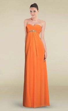 Terrific Sweetheart Ruched Floor-length Evening Dress