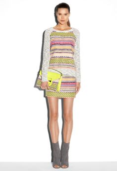 #resort2014 #millyny Ok I just got obssessed with Milly ever since Projet Runway all stars showed them last week!