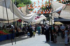 lauluni sadepäivän varalle: Fatihin keskiviikkobasaari (Fatih Çarşamba Pazarı) #bazaar #istanbul #turkki #turkey #travel