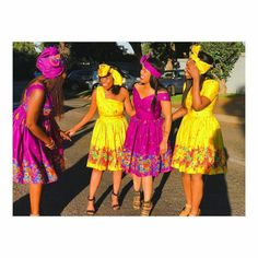 309 Best Tsonga Images In 2020 African Traditional Wedding Dress, African Fashion Traditional, Traditional Wedding Attire, African Inspired Fashion, Venda Traditional Attire, Tsonga Traditional Dresses, Traditional Outfits, African Print Dresses, African Fashion Dresses