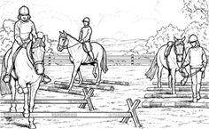 Die 54 Besten Bilder Von Ausmalbilder Pferde Coloring Pages