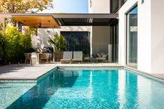 In-ground concrete swimming pool - Melbourne, Australia