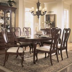 Cherry Dining Room Sets -   Kitchen & Dining Room Sets | Wayfair  Formal dining room sets dining room furniture formal Shop our complete catalog of formal dining sets and dining room collections to furnish your dining room. formal dining sets.. Formal dining room sets  shop factory direct Formal dining room sets with sleek modern lines or fine traditional detailing elegantly designed and to be the centerpiece of your dining room and formal entertaining.. Dining sets dining room sets | cymax…
