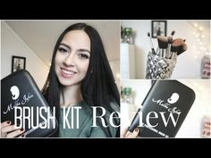 Malkia Jafrin Brush Kit Review!