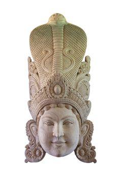 Shop online for Wood Carving of Cobra Goddess. Sculptures, Lion Sculpture, Local Artists, Wood Carving, Statues, Art Pieces, Ideas, Wood Sculpture, Sculpture