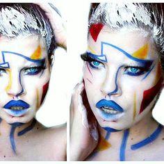 #makeup #makeupartist #makeupart #art #artisticmakeup