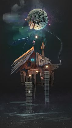ArtStation - The house of star-crafters|Participant of CGTrader Awards, Anush Arakelyan