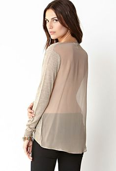 Sweet Side Sweater | FOREVER21 - 2000129271