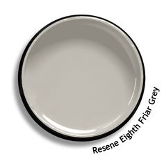 Resene Eighth Friar Grey is a touch of Franciscan grey beige, inspirational and gentle. From the Resene Whites & Neutrals colour collection. Try a Resene testpot or view a physical sample at your Resene ColorShop or Reseller before making your final colour choice. www.resene.co.nz