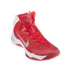 Womens Nike Zoom Hyperquickness Basketball Shoes Size 10.5 RED #Nike #BasketballShoes