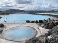 Myvatn Pool - ICELAND