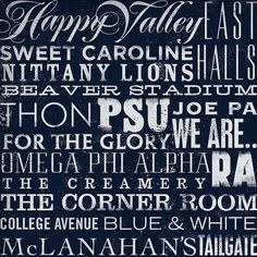 67586f2455787 LOVE this - makes us remember so many wonderful memories State College
