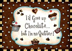 Ilustrações de Barbara Ann Kenney/Chocolate