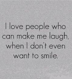 I love people who can make me laugh quotes quote girl quotes quotes and sayings… Words Quotes, Me Quotes, Funny Quotes, Sayings, Laugh Quotes, Friend Quotes, Girl Quotes, Happy Quotes, Great Quotes