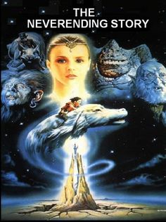 The Neverending Story, please tell me there were other people out there who repeatedly watched this as a child?