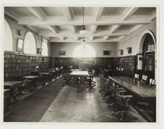 The Mitchell Library Reading in 1935