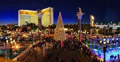 Hope you've all had a wonderful day filled with people who matter  thinking back to this photo I took on #Christmas on the #LasVegas #LasVegasStrip