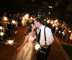 Picture perfect wedding sparklers since Sparklers Online is featured in Oprah Magazine & InStyle Weddings. Shop The Original Sparkler Company! Wedding Send Off, Wedding Exits, Plan My Wedding, Wedding Reception Venues, Our Wedding, Wedding Photos, Dream Wedding, Wedding Ideas, Wedding Registries