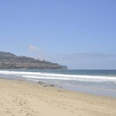 Torrance Beach in Torrance, California