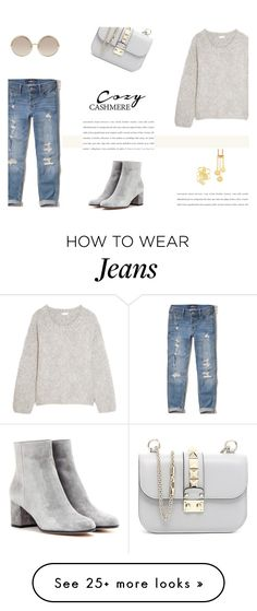 """""""COZY CHIC"""" by canvas-moods on Polyvore featuring Chloé, Gianvito Rossi, Valentino, Marc Jacobs, Hollister Co., contest, fashionset, cozychic, winterwarmth and styleessential"""