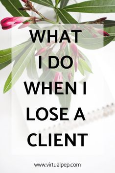 What I do when I lose a client. I share all my tips on how to handle clients and how keep growing and building your business no matter what happens! #ClientTips #BusinessTips Make Money Fast, Make Money From Home, Make Money Online, How To Move Forward, Money Machine, Feeling Frustrated, Mind Tricks, Good Energy, Working Moms