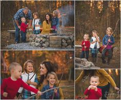 Campfire Mini Sessions | Jessica Lacey Photography, LLC