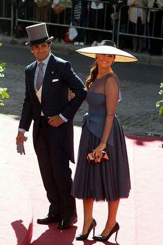 Invitados boda Eva Gonzalez y Cayetano Rivera