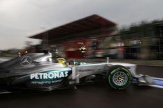 2013 Belgian Grand Prix #MercedesAMG #MercedesBenz #FormulaOne #Spa #LewisHamilton #NicoRosberg