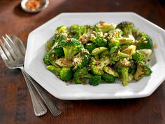 Admit it Broccoli, that ubiquitous vegetable side dish, gets old This take, which Pierre Franey brought to The Times in 1987 as part of his 60-Minute Gourmet column, will not