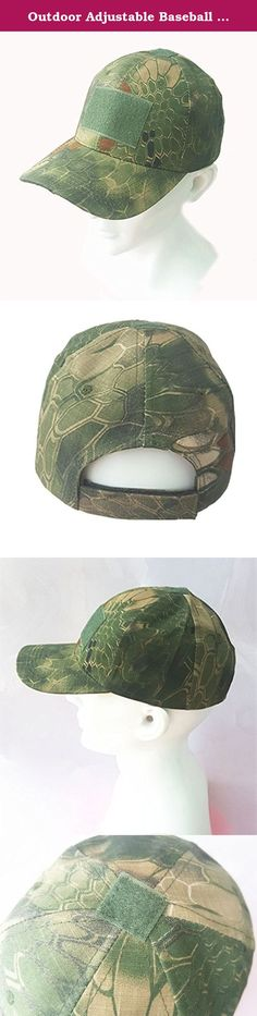 outdoor adjustable baseball cap duty hat military army tactical sports operator hunting camping velcro caps