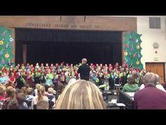 Lapel Elementary 1st Grade Nutcracker Plate Routine - YouTube