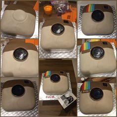 By Ligia Instagram cake