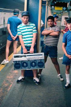 Vibrant Photos Capture Spirit Of 1980s New York City