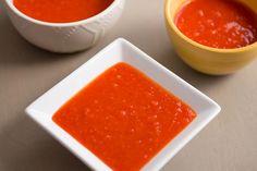 Homemade Ghost Pepper Chili Hot Sauce