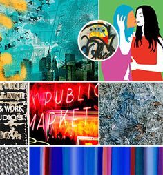 Budget & Open Editions - RE:VOLUTION inspired mood board
