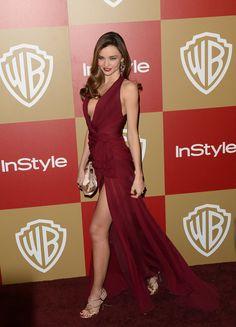 Miranda Kerr Evening Dress