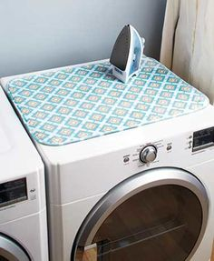 Dryer Top Ironing Mats