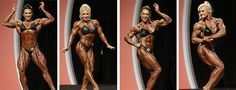 http://Bodybuilding.com - 2013 Olympia Weekend: Iris Kyle Wins Her Ninth Olympia Title!
