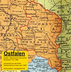 Ostfalen, Germany (Eastfalia)