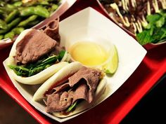 """""""Pho"""" Buns — From @Serious Eats: We Eat Everything on the Menu at East Side King"""