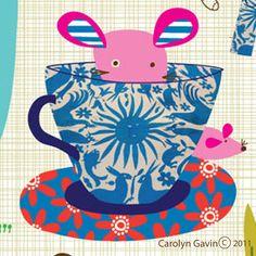 my own Mice Swiss chocolate packaging.  www.designerjots.squarespace.com  carolyn gavin - designer