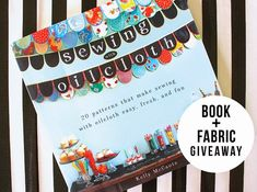 http://www.danamadeit.com/2014/12/sewing-with-oilcloth-book-fabric-giveaway.html