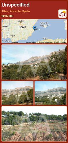 Unspecified in Altea, Alicante, Spain ►€275,000 #PropertyForSaleInSpain