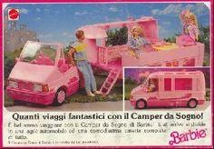 Barbie+Traummobil