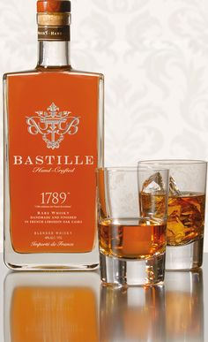 """Bastille 1789 Blended Whiskey - Featured on Walking Dead Season 3, Ep. 13 """"Arrow on the Doorpost"""" (Want to try this!)"""