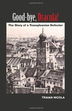 Good-Bye Dracula!: The Story of a Transylvanian Defector @ niftywarehouse.com #NiftyWarehouse #Dracula #Vampires #ClassicHorrorMovies #Horror #Movies #Halloween #Vampire
