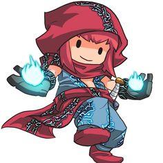 Annie as Malzahar